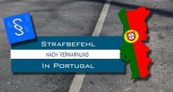 Strafbefehl-Portugal