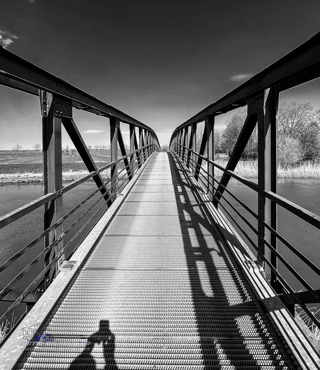 Schmalste Autobrücke Europas