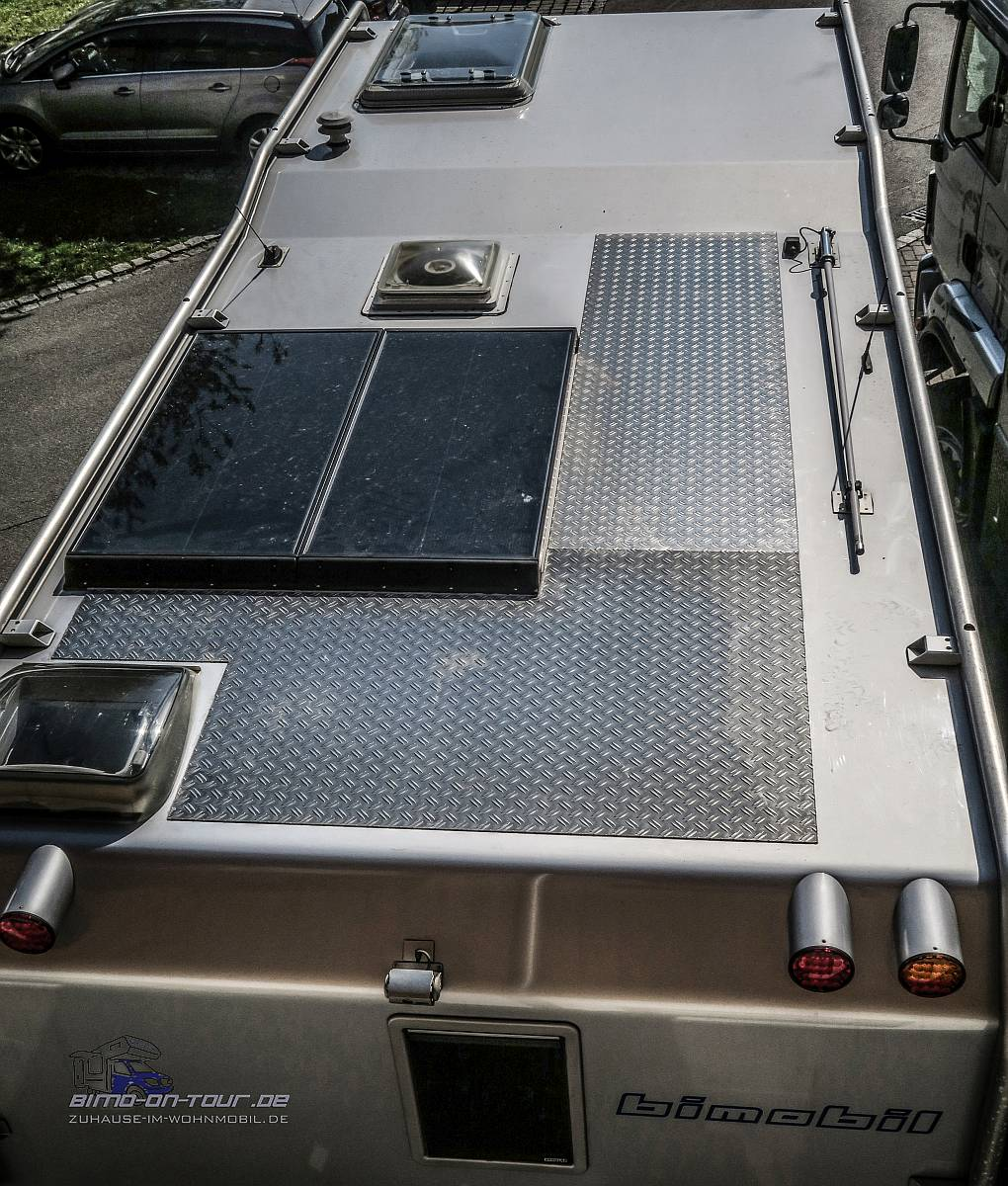 Bimobil HD 420-Dach