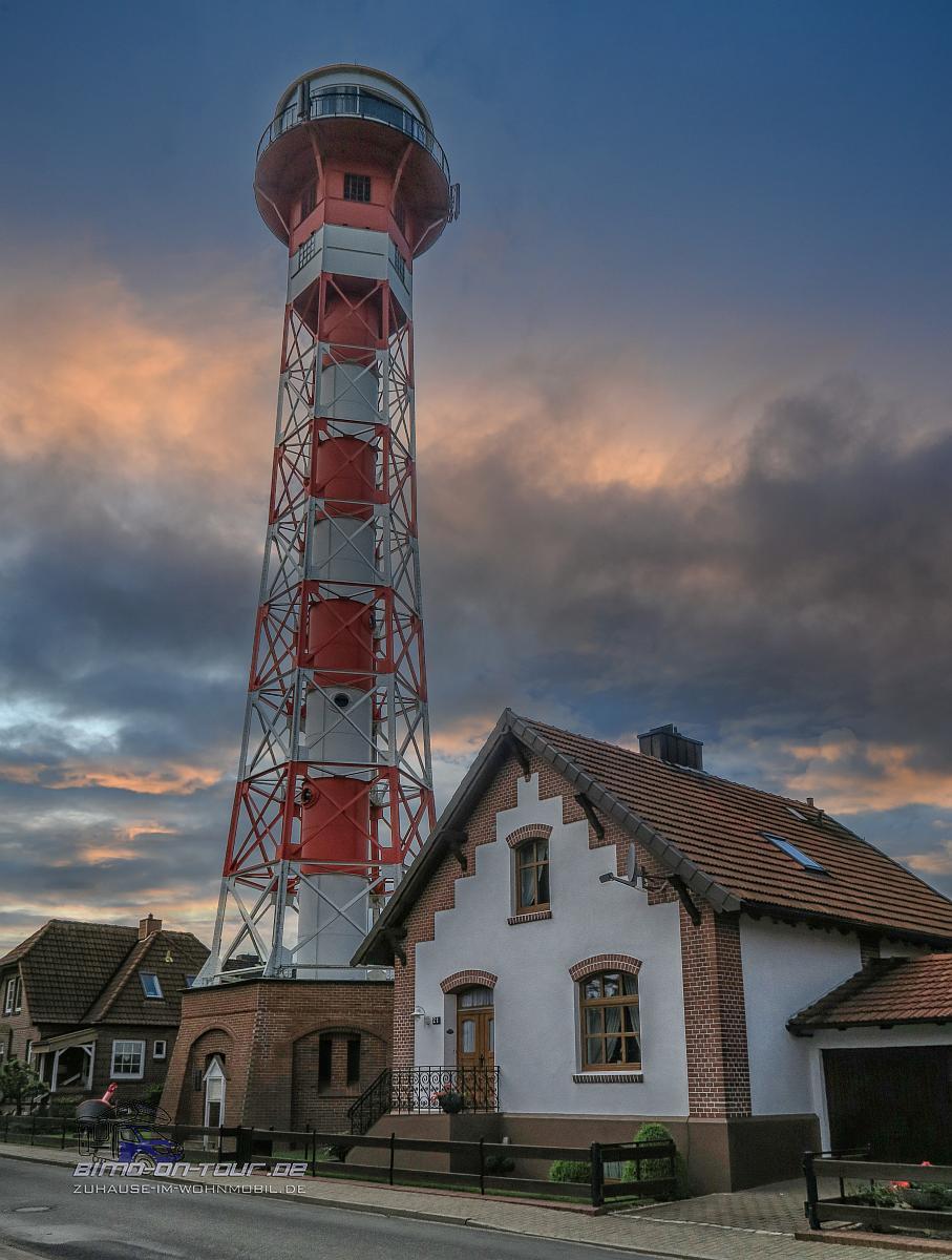 Leuchtturm Grünendeich