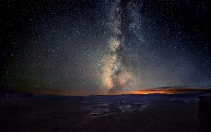 Canyonlands-Sternenhimmel