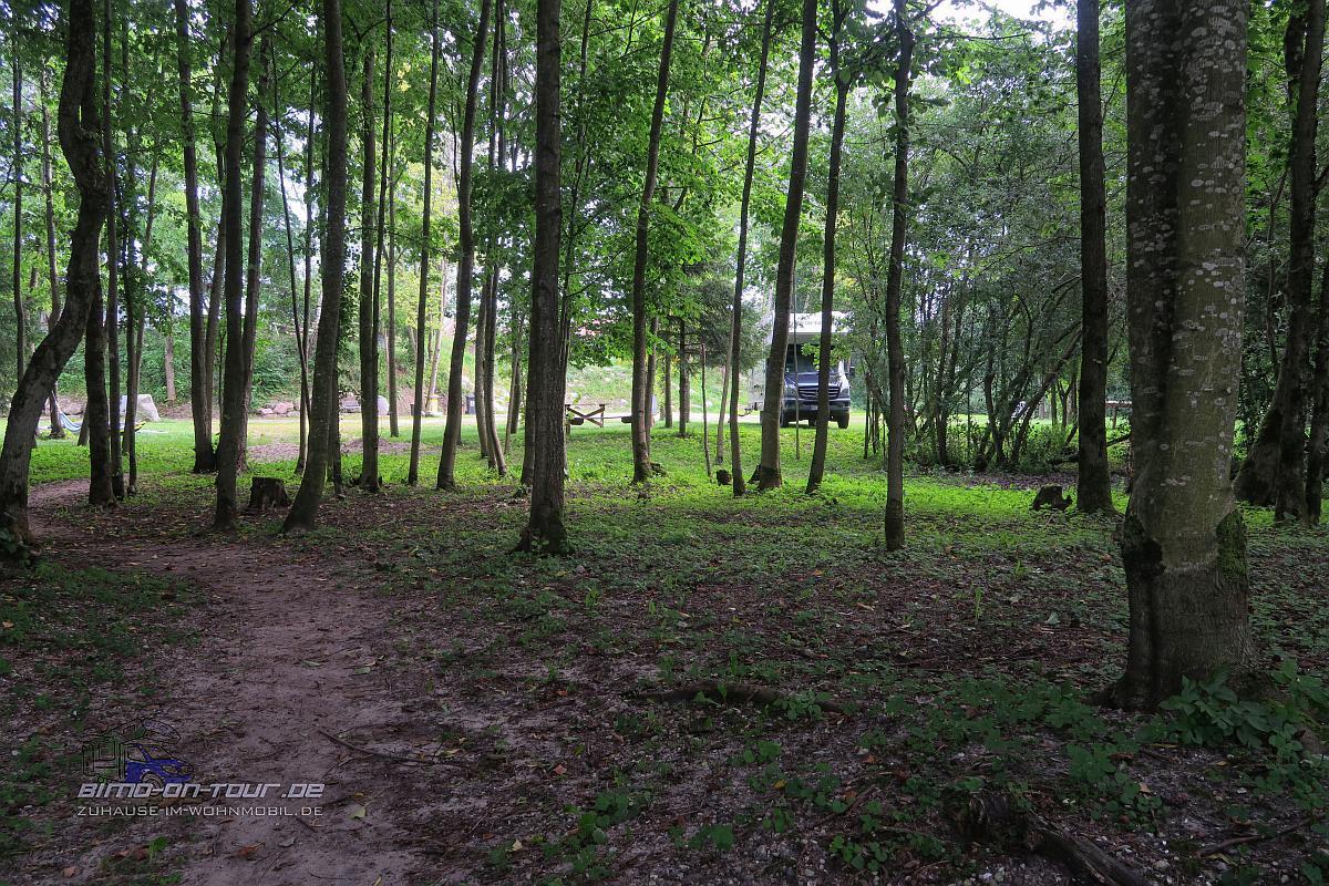 Camping Kikity am Lautersee
