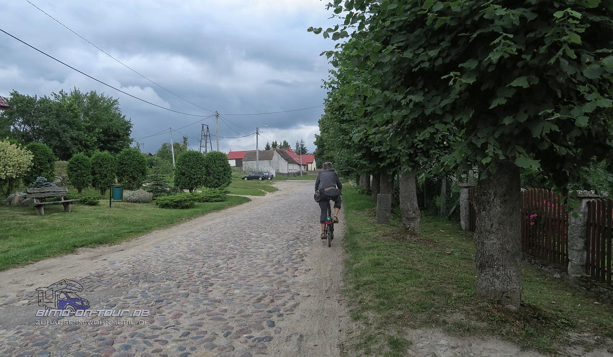 Drawsko Fahrrad Rundtour