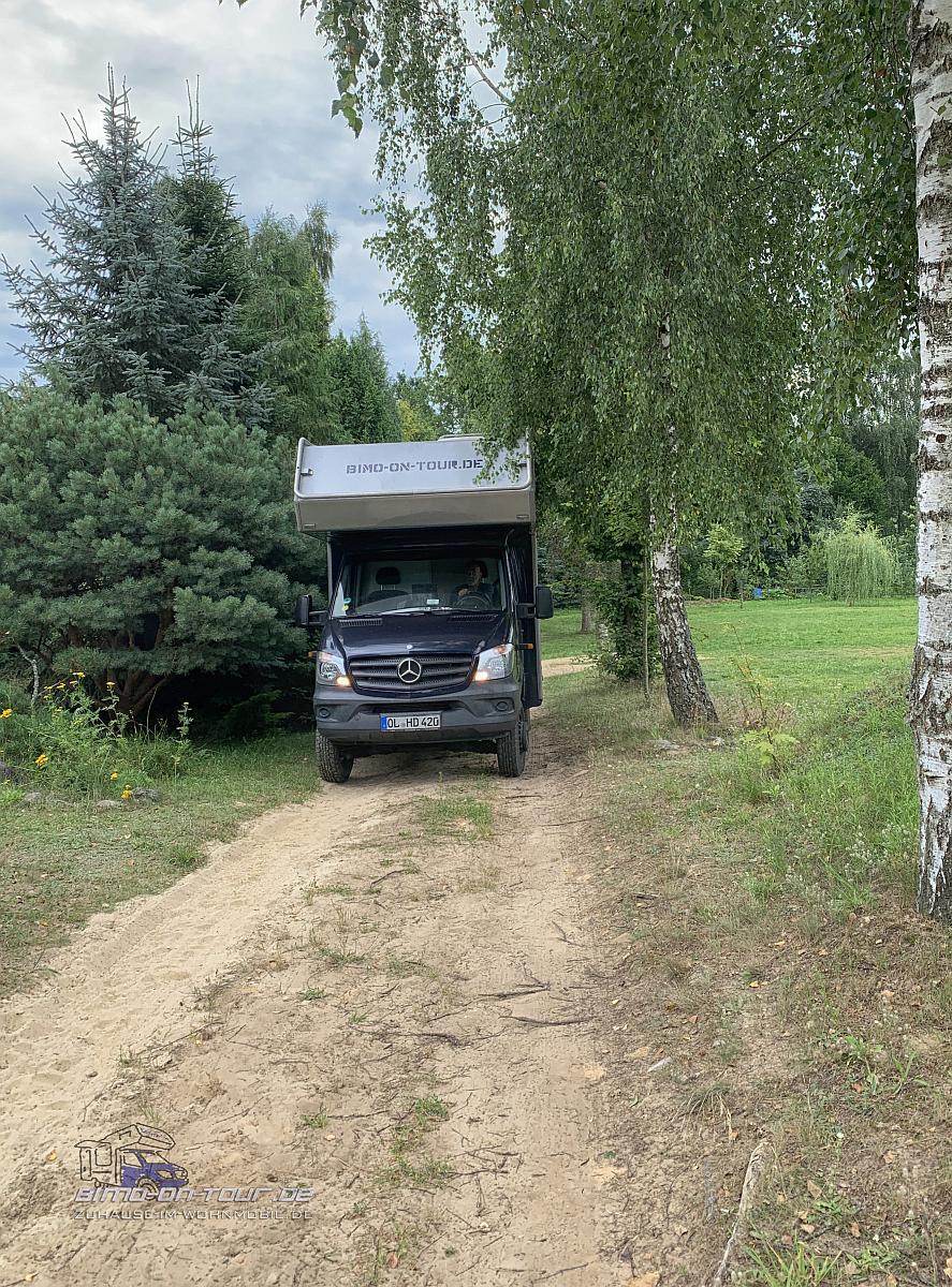 Ekolandia Campingplatz