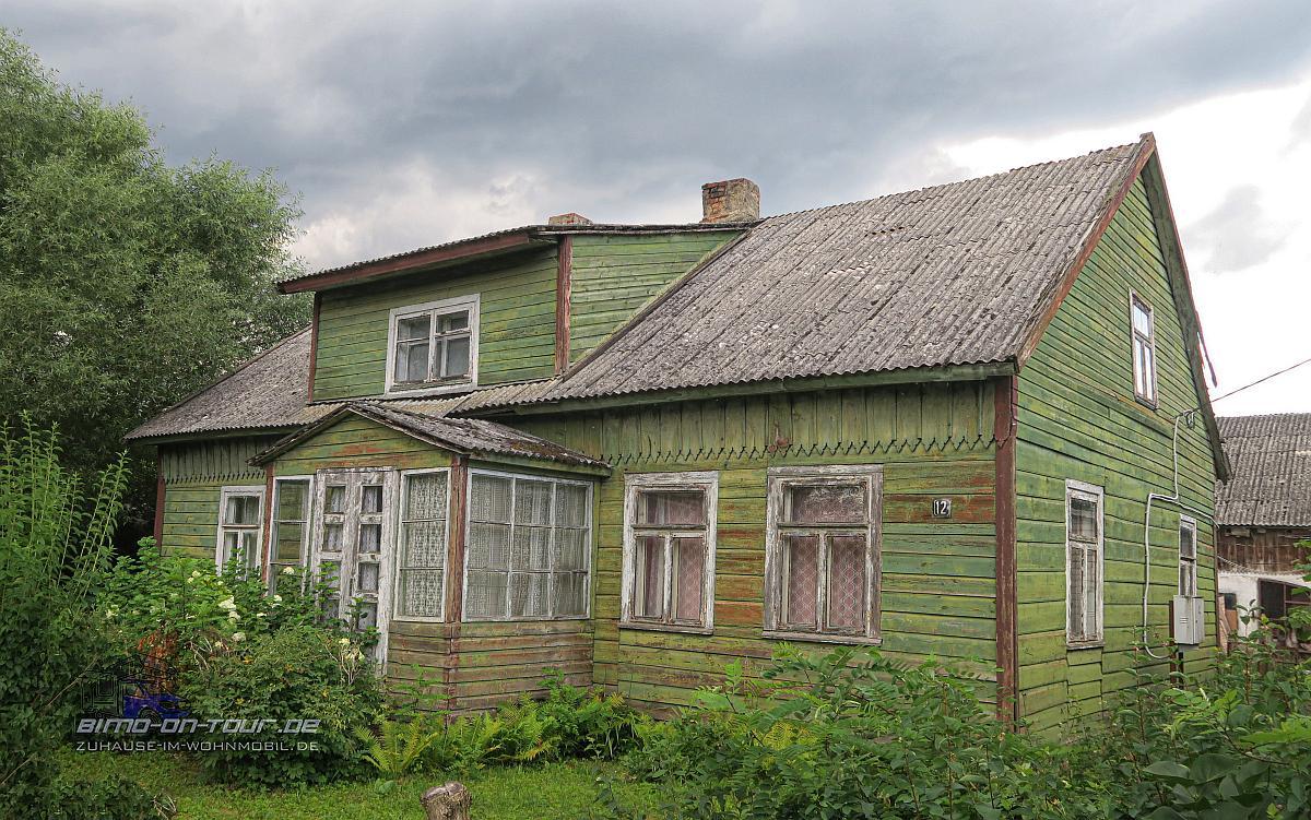 Litauen-Haus