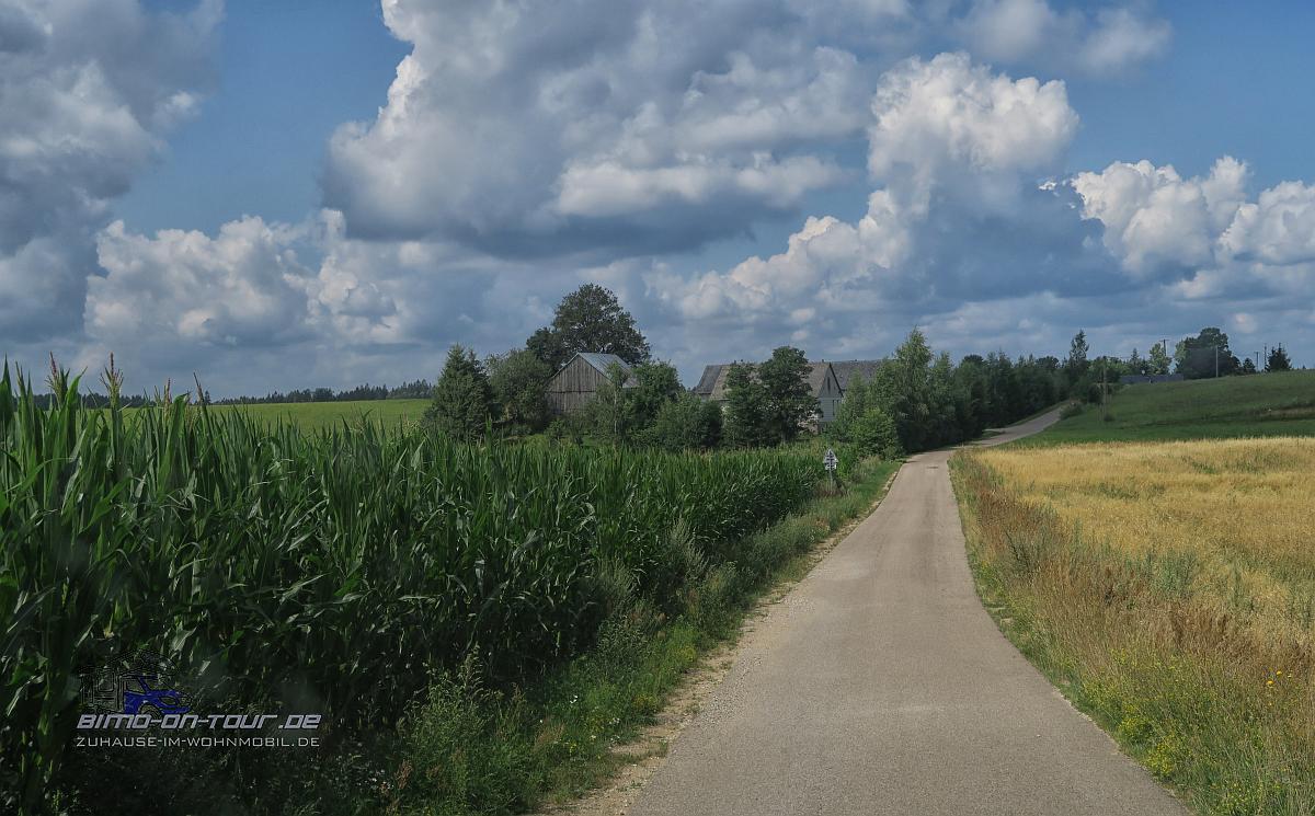 Litauen-Landschaft