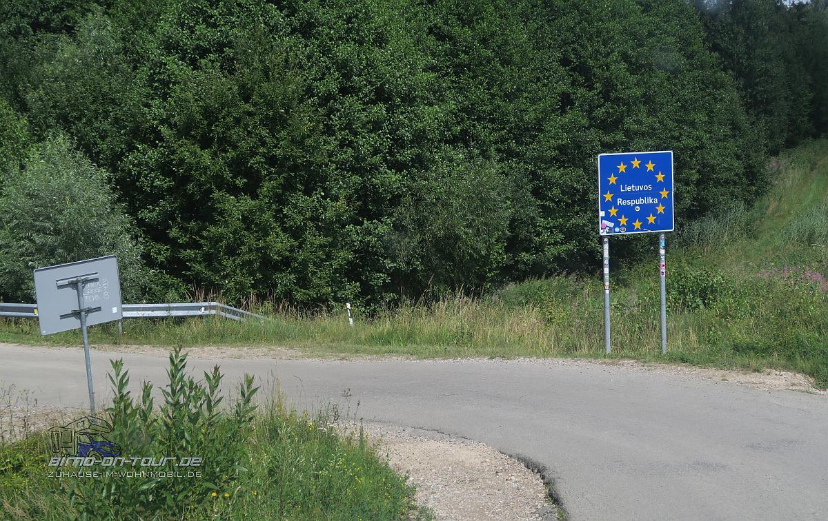 Litauen-Grenze
