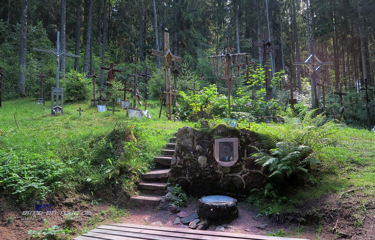 Litauen-Heilige Quelle