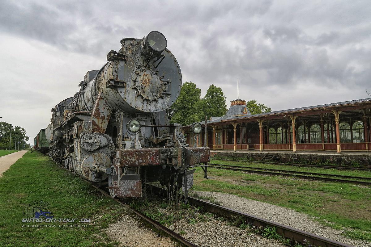Eisenbahnmuseum-Haapsalu