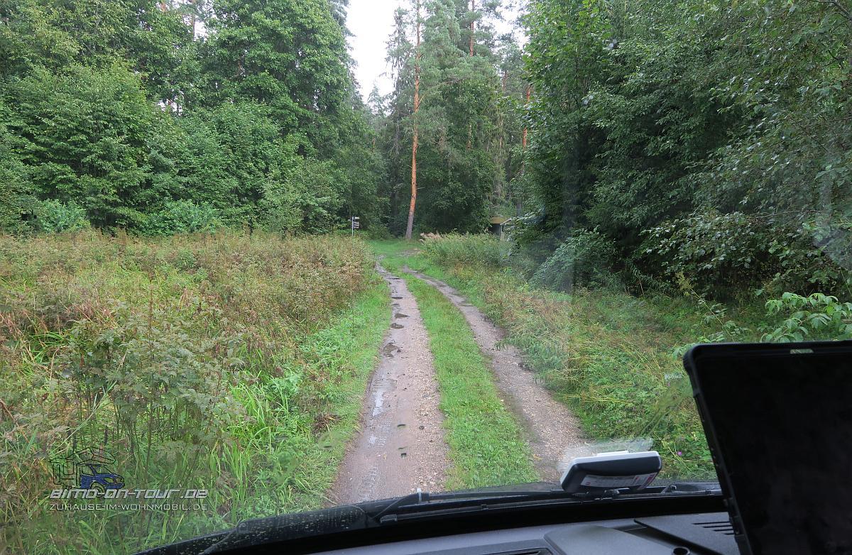 Estland-Ramsi Zufahrt