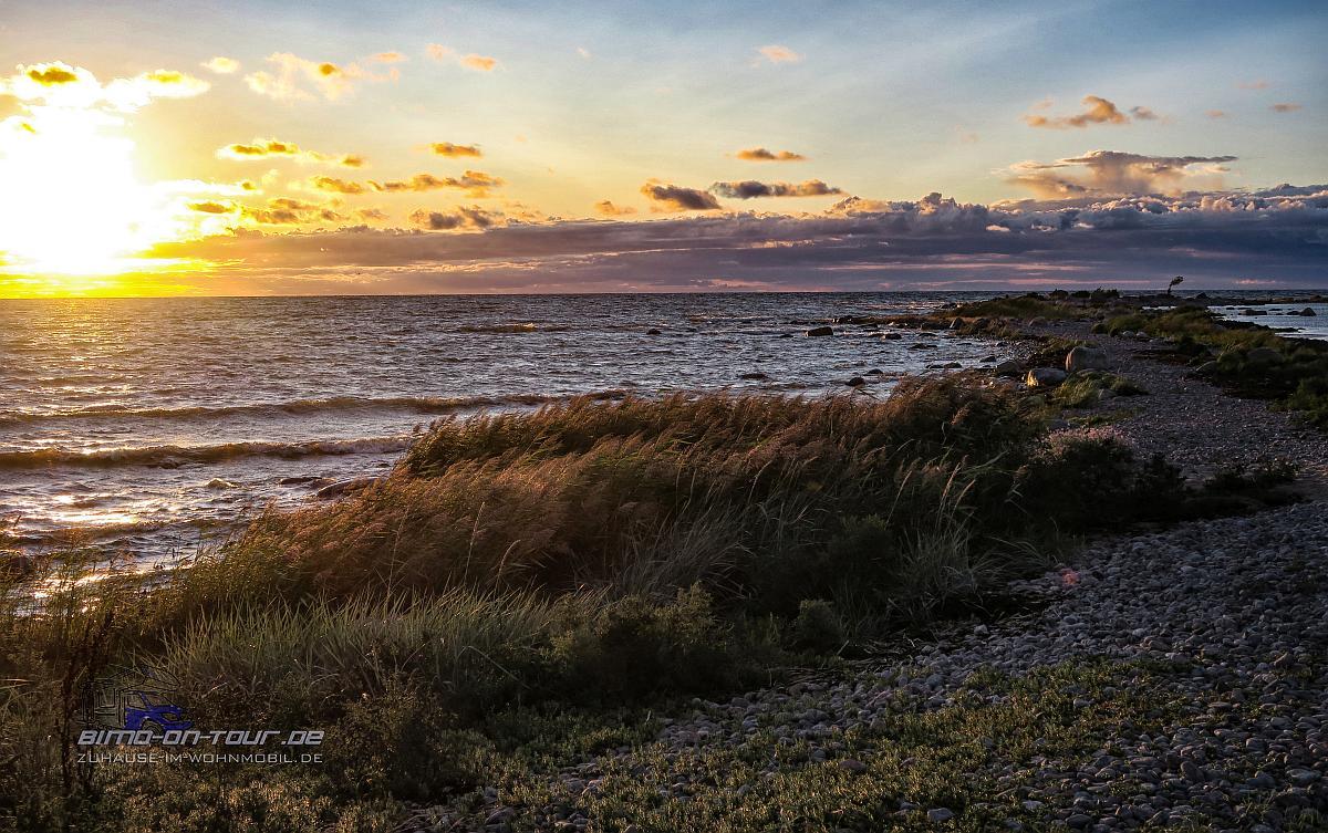 Purekkari - Sonnenuntergang