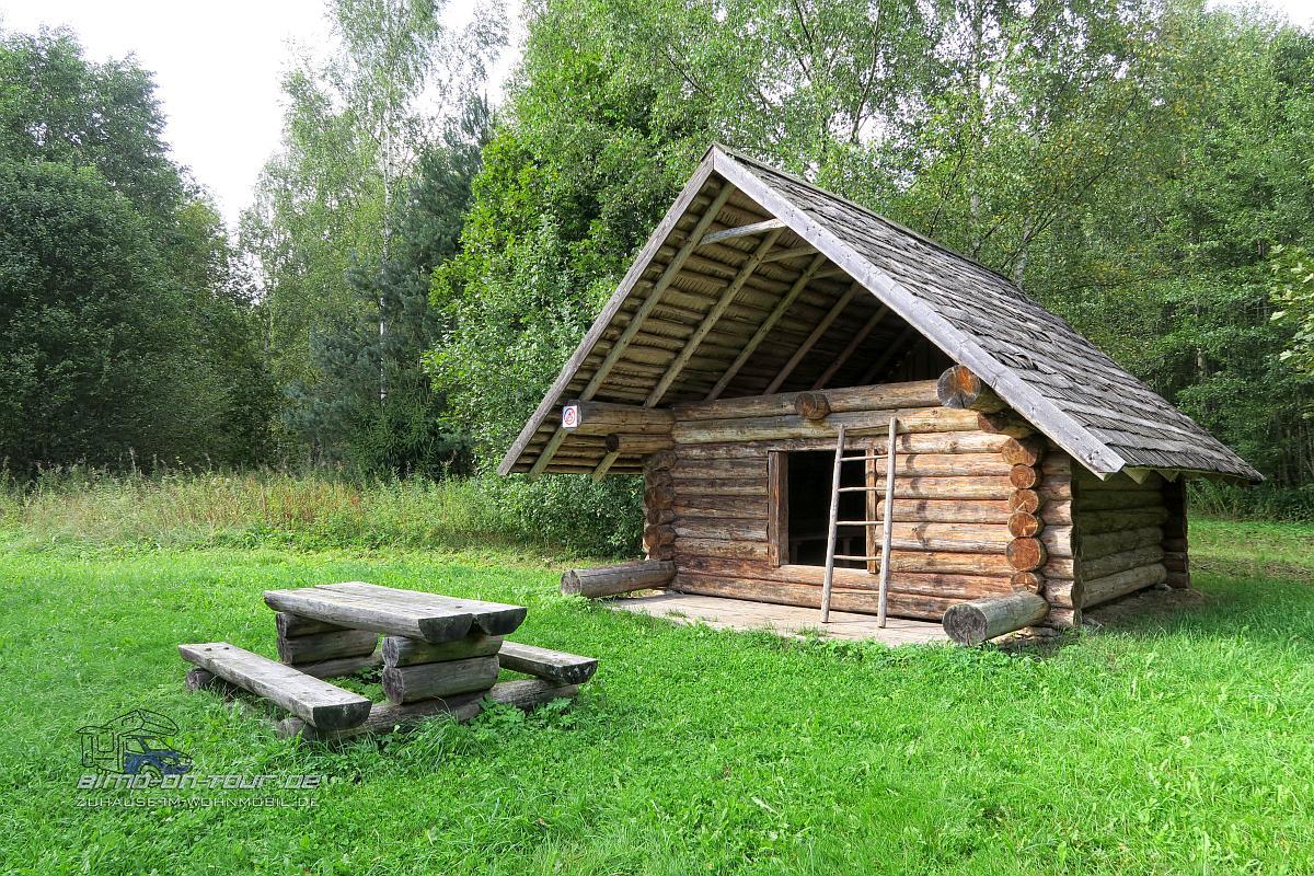 RMK-Campingplatz Oandu