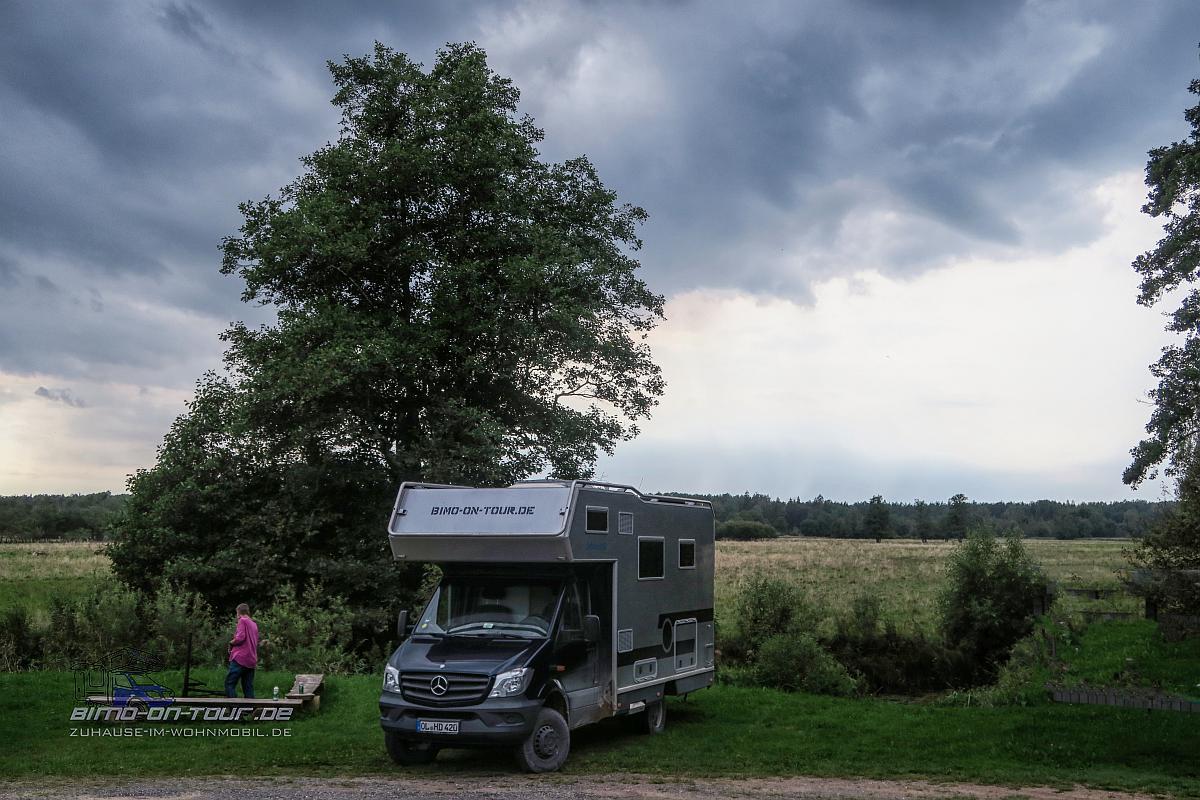 Soomaa Nationalpark-Campsite