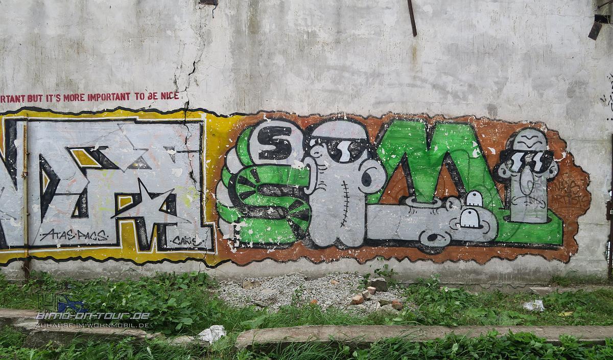 Tallin-Grafitti