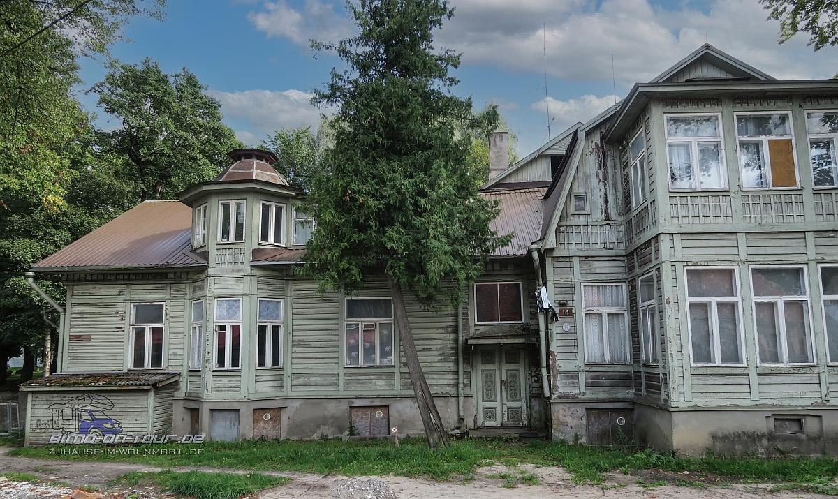 Tallinn-Holzhaus