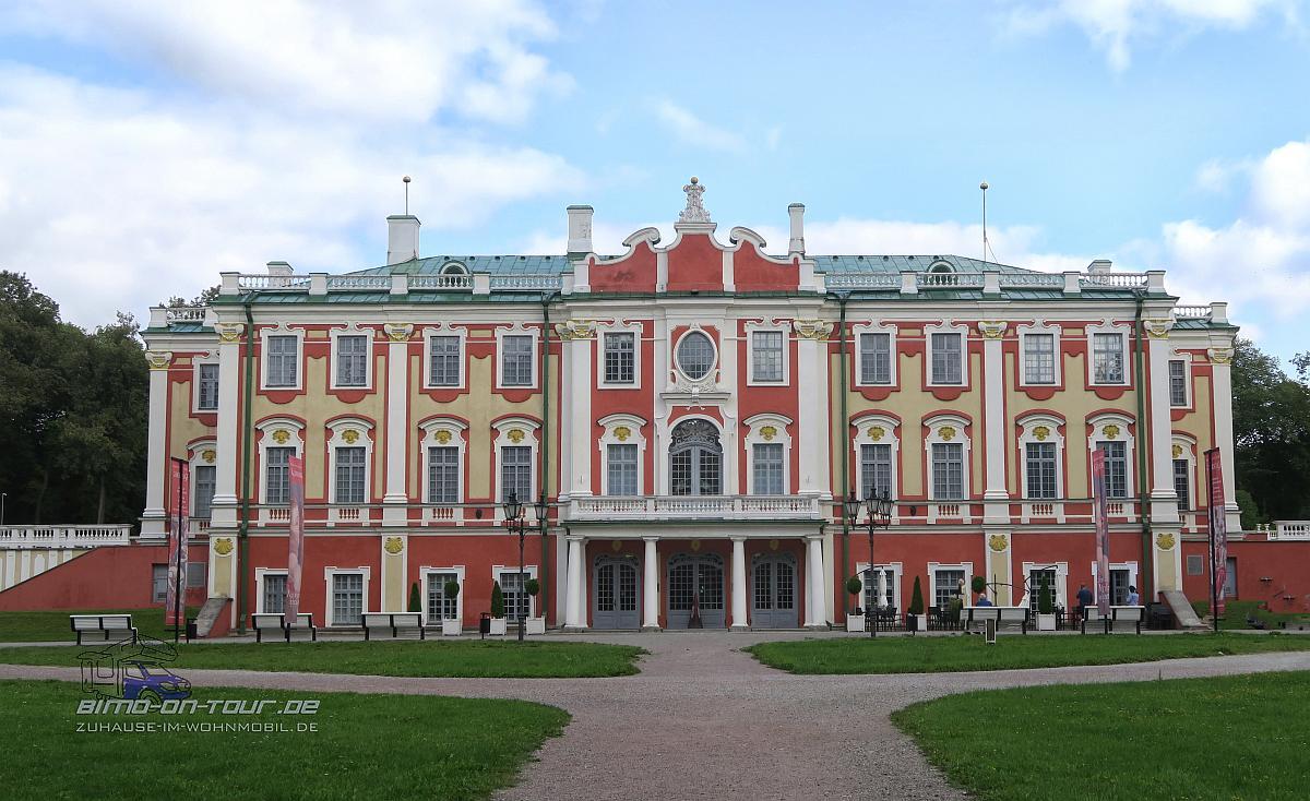 Tallinn-Schloß Katharinental