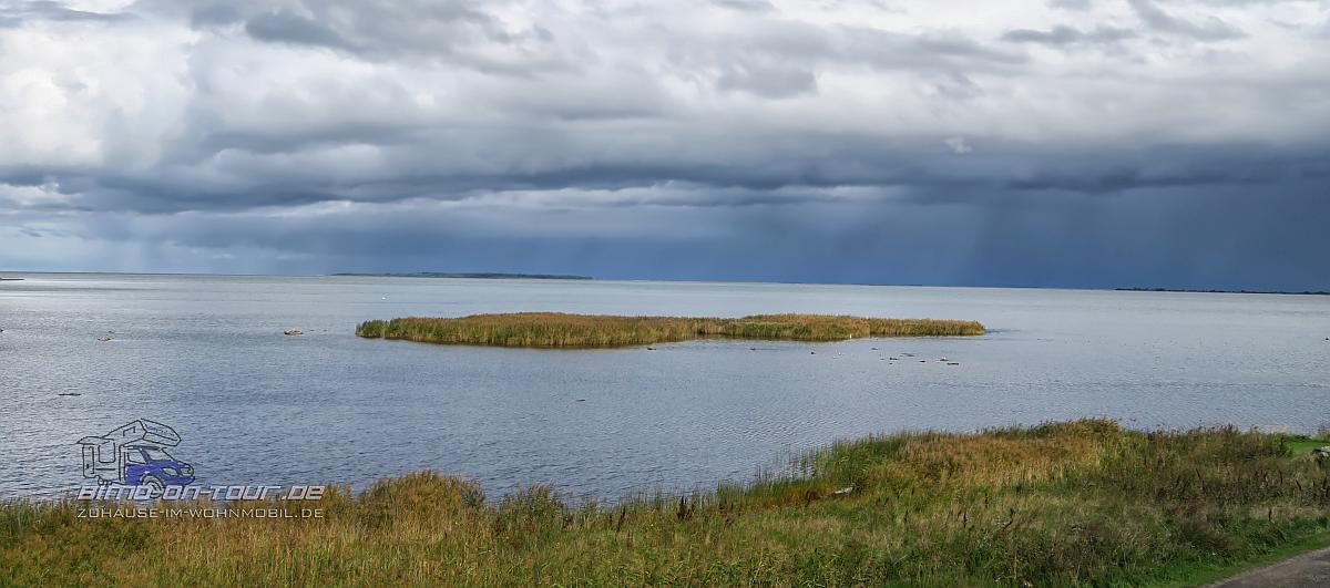 Maasilinn Landschaft