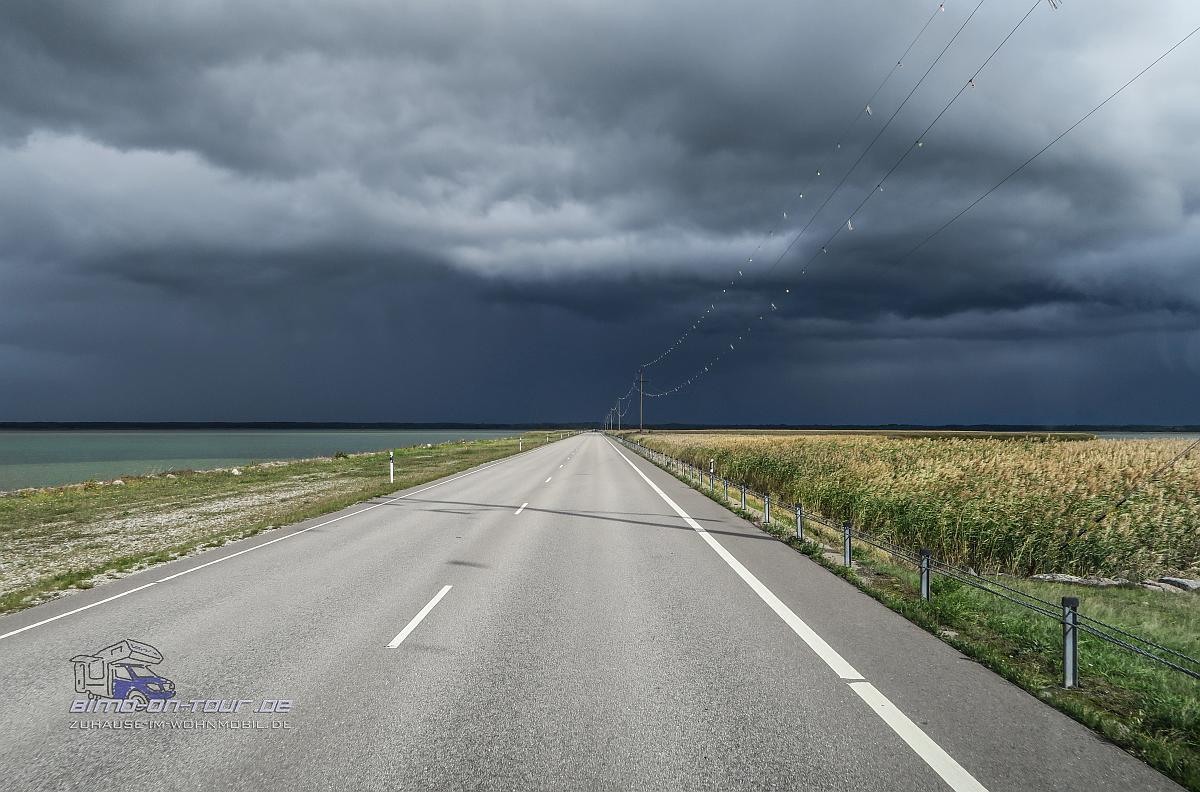 Wetterkapriolen - Dunkle Wolken
